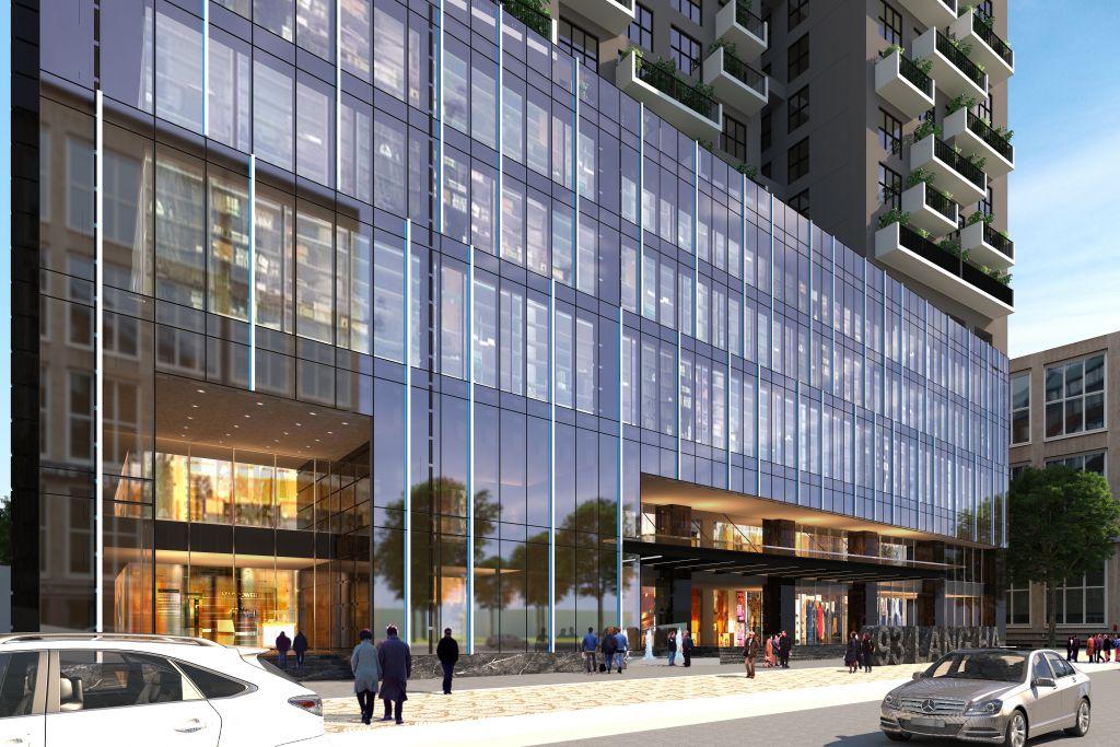Chung cư Green Building 93 Láng Hạ mở bán đợt 1
